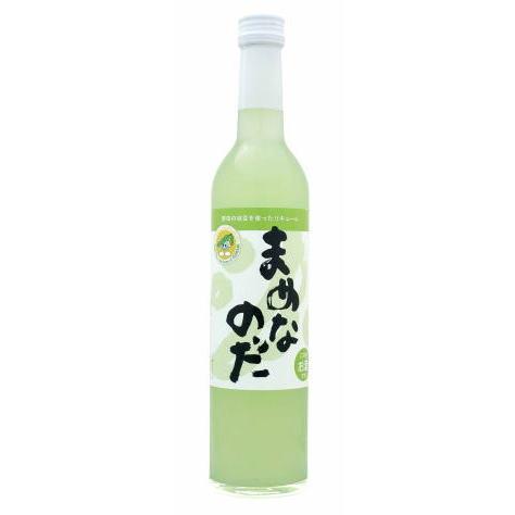 野田市の枝豆のお酒「まめなのだ」