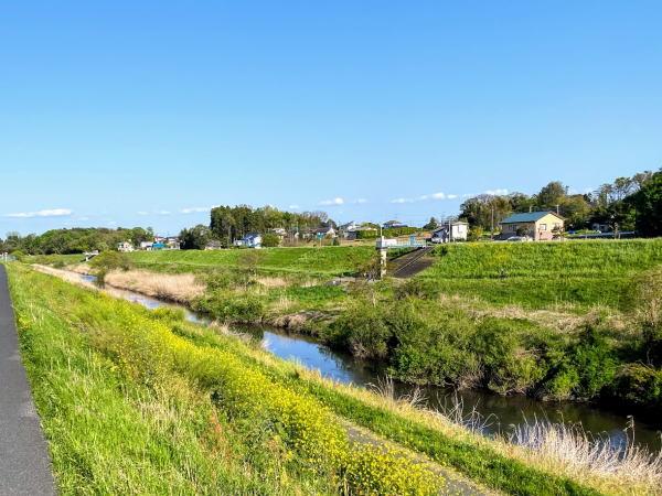 水運に恵まれた立地の利根運河
