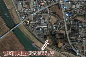 キッコーマン御用蔵は、昔江戸川沿いにあったんです
