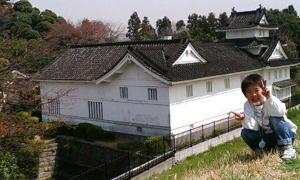 江戸川の土手にあった頃のキッコーマン御用蔵