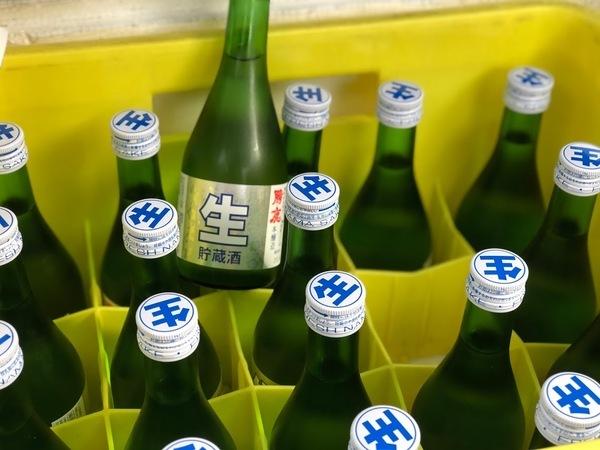勝鹿生貯蔵酒